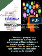 CREATIVIDAD Y GERENCIA