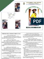 Programa Día de La Paz 2015