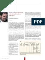 Woessmann, Ludger-International Evidence on School Tracking