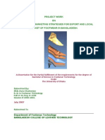 STUDIES ON THE MARKETING STRATEGIES FOR EXPORT AND LOCAL MARKET OF FOOTWEAR IN BANGLADESH.pdf