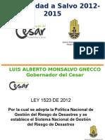 Presentación Resumida Ley de Gestión Del Riesgo