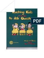 Teaching Kids to Ask Questions