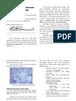 Tentir Kuliah - Resistensi Bakteri Mycobacterium Tuberculosis