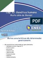 Genetica Humana Muito Alem de Mendel