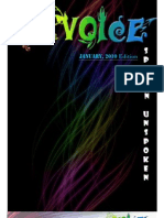 The MSIT Voice (January 2010 Edition)