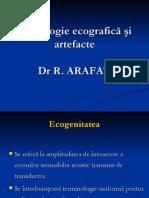Semiologie Ecografica
