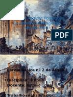 O Antigo Regime Português