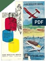 Katalog DMI 1961