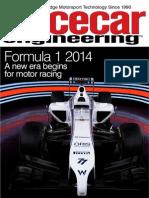 F1 2014 Grid Guide racecar egnineering