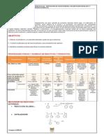 Práctica 10.- Obtención de Poliestireno, Polimetilmetacrilato y Resina Fenólica.