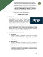 Manual O&M Agua Ccarhuancho