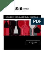 Informe Bebidas Alcoholicas 2011