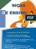 005-Tecnicas de Ensino Www.proerdBRASIL.com.Br