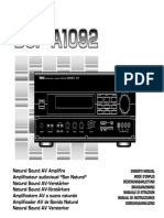 dsp-a1092 user manual