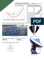 Section 6-1 - Geometric Parabolas - KEY