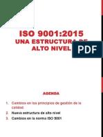 Nueva Versión ISO 9001:2015