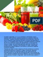 Biotehnologia Sucurilor de Fructe Si Legume Ppt