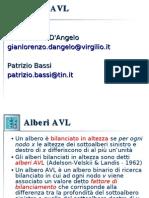Alberi AVL