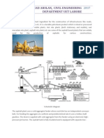Construction Machinery Assignment
