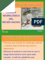 11Examen Neurologico Neonatal