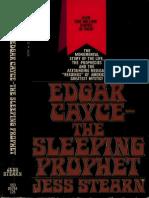 Stearn EdgarCayce TheSleepingProphet