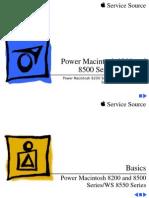 9600 Service manual