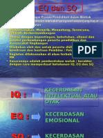 IQ, EQ dan SQ