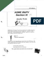 Api570 Asme Ix Notas