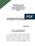 TRABAJO DE DISEÑO DE PROYECTO