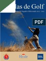 RFEG Reglas de Golf 2012-2015