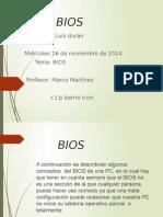 Bios Duran