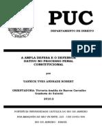 Ampla defesa e o defensor dativo.PDF