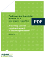 Ifoameu Regulation Position Paper Roadmap Growth Organic Sector 20141110 0