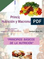 Conceptos de Alimentación y Nutrición