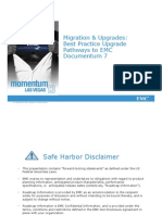 Documetum Upgrade