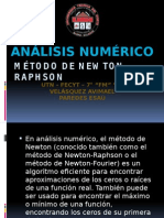 14 12 03 Método de Newton Raphson