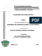 Telefonia Con Fibra Optica