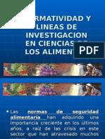 Normatividad y Lineas de Investigacion .Completo