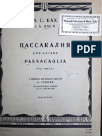 Bach Passacaglia Fugue Orchestra