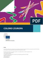 Union Européenne à colorier