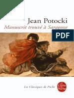 Manuscrit Trouve a Saragosse - Jean Potocki