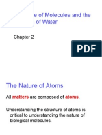 Chapter2 Molecules and Water