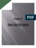 11StandAloneRiskAnalysis [Compatibility Mode]