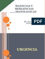 5. Emergencias Reumatológicas - Dra. Ana Asmat Anhuamán (1)