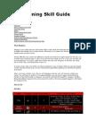 Mining Skill Guide