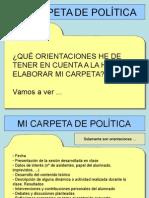 POLÍTICAYLEGISLACIÓN en la educacion