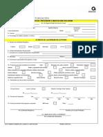 Registro Autorizacion Jao