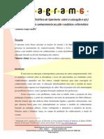 Rizoma e Hipertexto. Anagrama