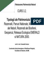 3. TipologiiPatrimNat RezervatiiGeoparc