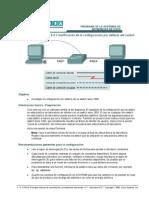 Verificacion de La Configuracion Por Defecto Dell Switch